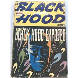"1946 ""Black Hood Comics"" Issue #19 Comic Book"