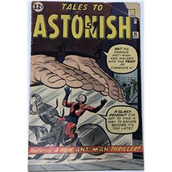 "1959-1968 ""Tales to Astonish"" 1st Series Issue #36 Comic Book"