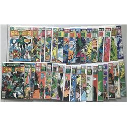 "Lot of (36) 1960-1988 ""Green Lantern"" 1st Series DC Comic Books"