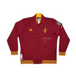 LeBron James Signed Cavaliers Limited Edition Warm-Up Jacket (UDA COA)
