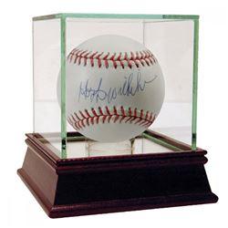 Hoyt Wilhelm Signed Baseball (JSA Hologram)