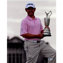 Louis Oosthuizen Signed 11x14 Photo (Beckett COA)