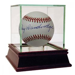 Ray Dandridge Signed OAL Baseball (JSA Hologram)