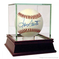 Ron Santo Signed ONL Baseball (JSA COA)