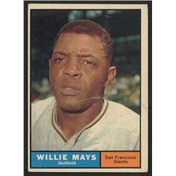 1961 Topps #150 Willie Mays