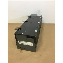 ALLEN BRADLEY 1746-A10 10-SLOT MODULE RACK W/ 1746 P2 POWER SUPPLY