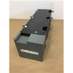 ALLEN BRADLEY 1746-A10 10-SLOT MODULE RACK W/ 1746 P2 POWER SUPPLY