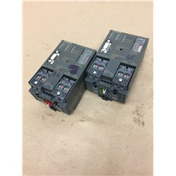 (2) Siemens 1P 6ES7 972-0AB01-0XA0 Simatic S7
