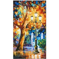 Romantic Aura by Afremov, Leonid