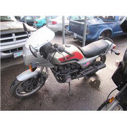 1984 Kawasaki ZX550