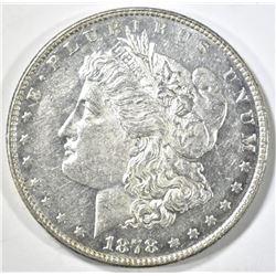 1878 7TF REV 78 CH BU MORGAN DOLLAR