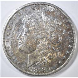 1978-CC MORGAN DOLLAR  BETTER DATE.  CH AU