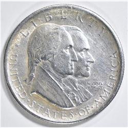 1926 SESQUICENTENNIAL COMMEM HALF DOLLAR  AU