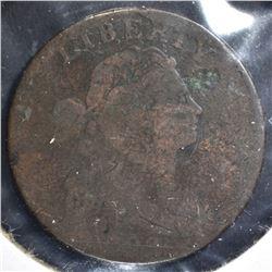 1798 LARGE CENT, GOOD