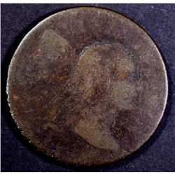 1796 LARGE CENT AG SCRATCHES