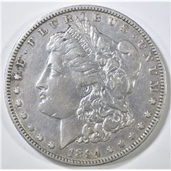 1894-O MORGAN DOLLAR, XF+