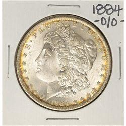 1884-O/O $1 Morgan Silver Dollar Coin