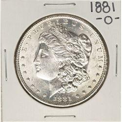 1881-O $1 Morgan Silver Dollar Coin