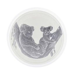 2011 $30 Australian Koala 1 Kilogram Silver Coin