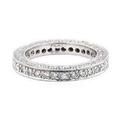 Platinum 1.70 ctw Diamond Ring
