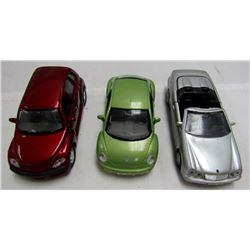 3-TOY MAISTO TOYS DIECAST CARS