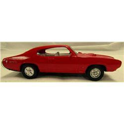 VINTAGE ERTL PONTIAC GTO TOY CAR