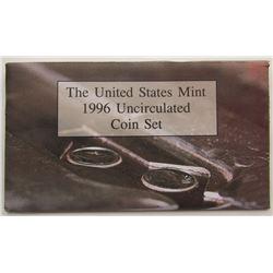 6 - 1996 U.S. MINT SETS - ALL ORIGINAL