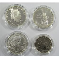 1986 STATUE OF LIBERTY 2 COIN SET; 2006