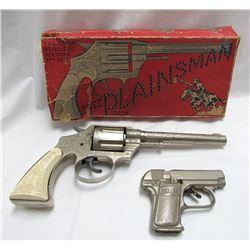 RARE-NATIONAL TOY GUN THE PLAINSMAN