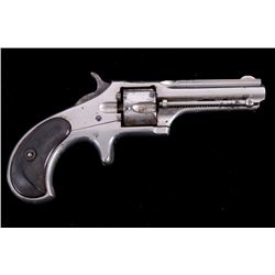 Remington Smoot New Model No. 1 Revolver