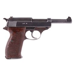 World War II Nazi Walther P38 9mm Pistol