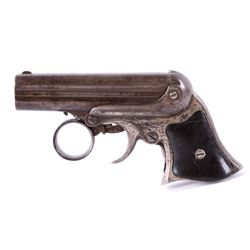 Remington Elliot Ring Trigger 32 Caliber Derringer