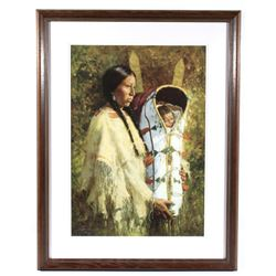 Howard Terpning Pride of the Cheyenne Print