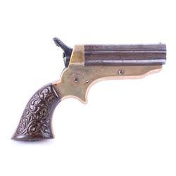 C. Sharps & Co. 22 LR Model 1 Pepperbox 1859-74
