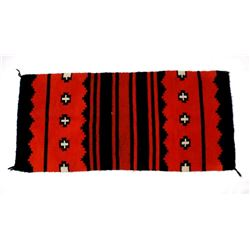 Hand Woven Navajo Chief's Wool Blanket
