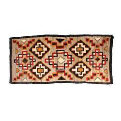 Navajo Klagetoh Hubbell Trading Post Rug c. 1900-