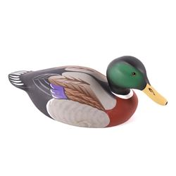 Stoney Point Decoys Mallard Drake Carved Decoy
