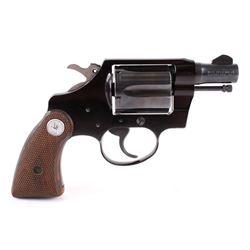 Colt Agent .38 Special Revolver