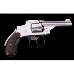 S&W .32 Safety Hammerless First Model Revolver