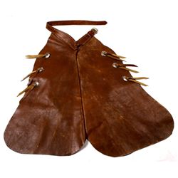 Montana 1950's Child's Bell Bottom Batwing Chaps