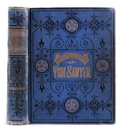Early 1899 Printing of Adventures of Tom Sawyer