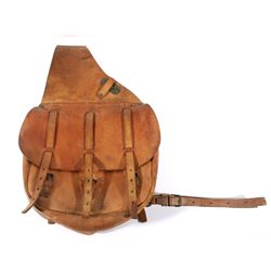 US Military Cavalry Leather Saddle Bags
