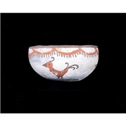 19th Century Acoma Polychrome Pottery
