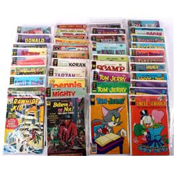 Collection Of Assorted Comic Books