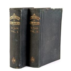 Bachelor of Salamanca; Two Vol. Early Englsh Ed.