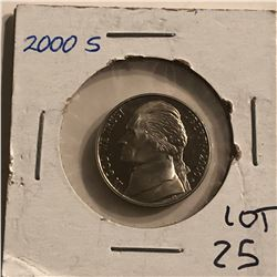 2008 S PROOF Jefferson Nickel High Grade