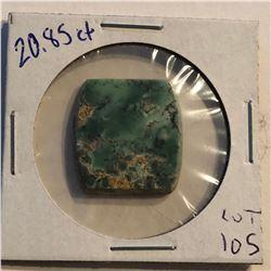 Nice Large 20.85 Carat Turquoise Stone