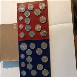 2014 US Mint Set P D Includes All President Dollars P D