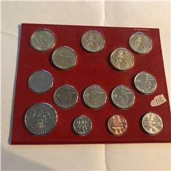 2011 Denver Mint Set in Original Package includes All President Dollars