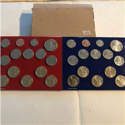 2011 P and D US Mint Set 28 Coin Set in Original Packages